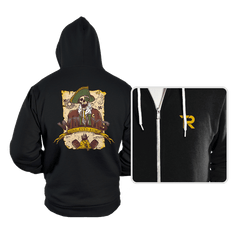 Willy's One-Eyed Rum - Hoodies - Hoodies - RIPT Apparel