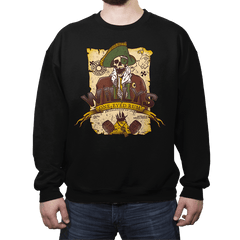 Willy's One-Eyed Rum - Crew Neck - Crew Neck - RIPT Apparel