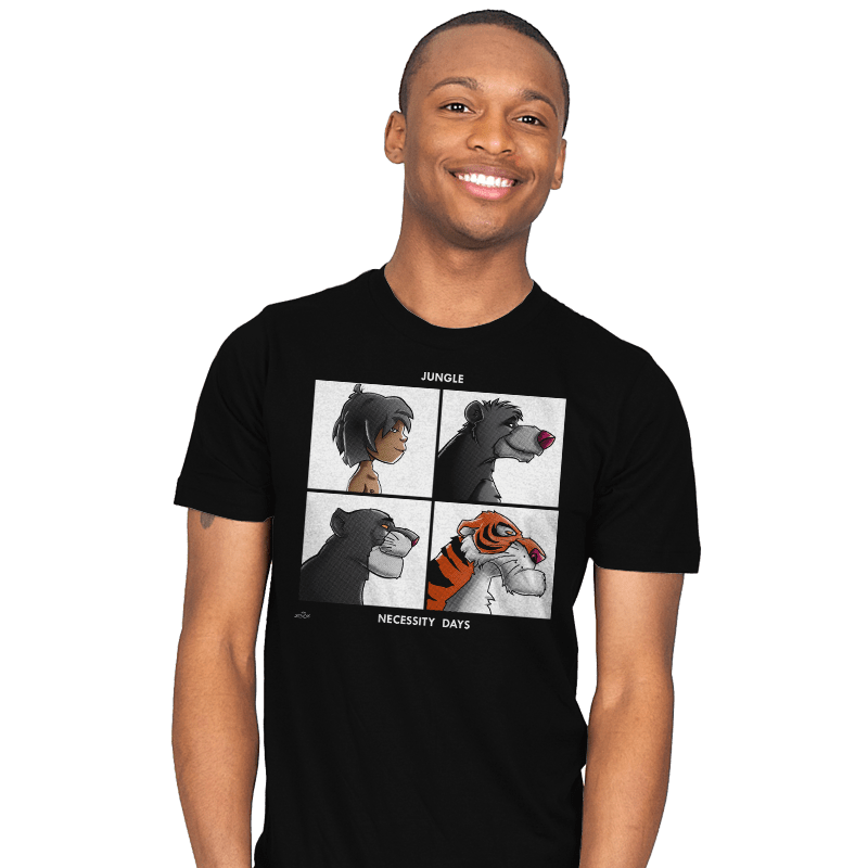 Jungle Days - Mens - T-Shirts - RIPT Apparel