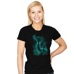 The Good Dragon - Womens - T-Shirts - RIPT Apparel