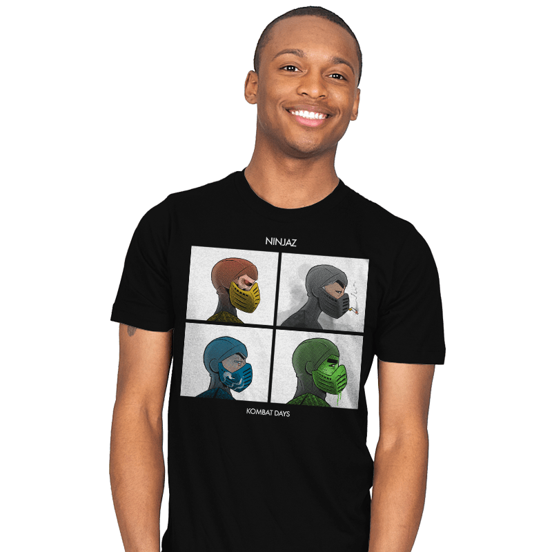 Kombat Days - Mens - T-Shirts - RIPT Apparel