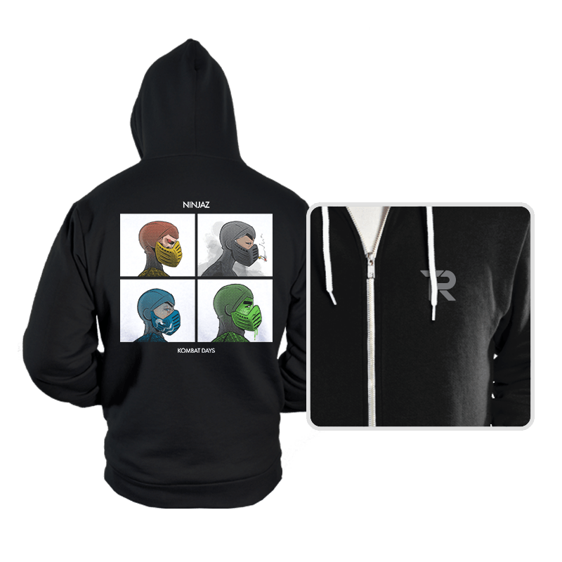 Kombat Days - Hoodies - Hoodies - RIPT Apparel