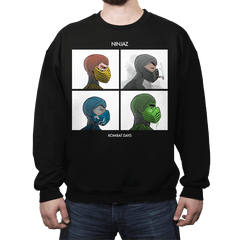 Kombat Days - Crew Neck - Crew Neck - RIPT Apparel
