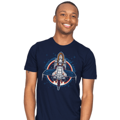 Cybertron Space Camp - Mens - T-Shirts - RIPT Apparel