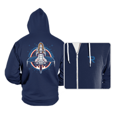 Cybertron Space Camp - Hoodies - Hoodies - RIPT Apparel