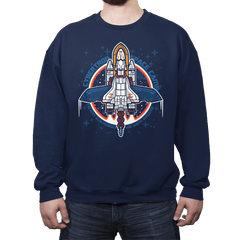 Cybertron Space Camp - Crew Neck - Crew Neck - RIPT Apparel