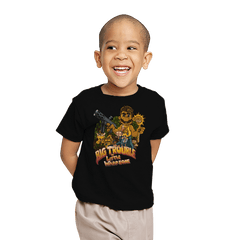 Big Trouble in Little Warpzone - Youth - T-Shirts - RIPT Apparel