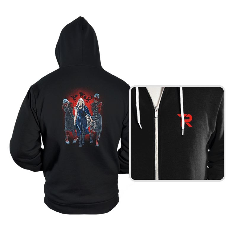 Game Of Walkers - Hoodies - Hoodies - RIPT Apparel