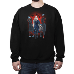 Game Of Walkers - Crew Neck - Crew Neck - RIPT Apparel