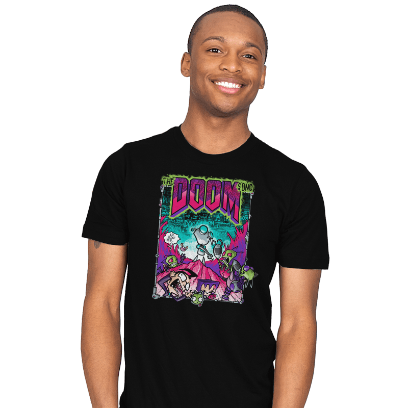 The Doom Song - Mens - T-Shirts - RIPT Apparel