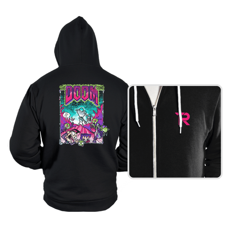 The Doom Song - Hoodies - Hoodies - RIPT Apparel