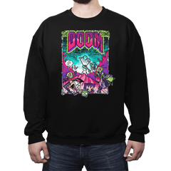 The Doom Song - Crew Neck - Crew Neck - RIPT Apparel