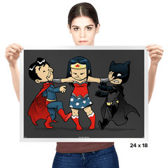 Super Childish - Prints - Posters - RIPT Apparel