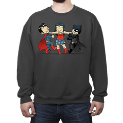 Super Childish - Crew Neck - Crew Neck - RIPT Apparel