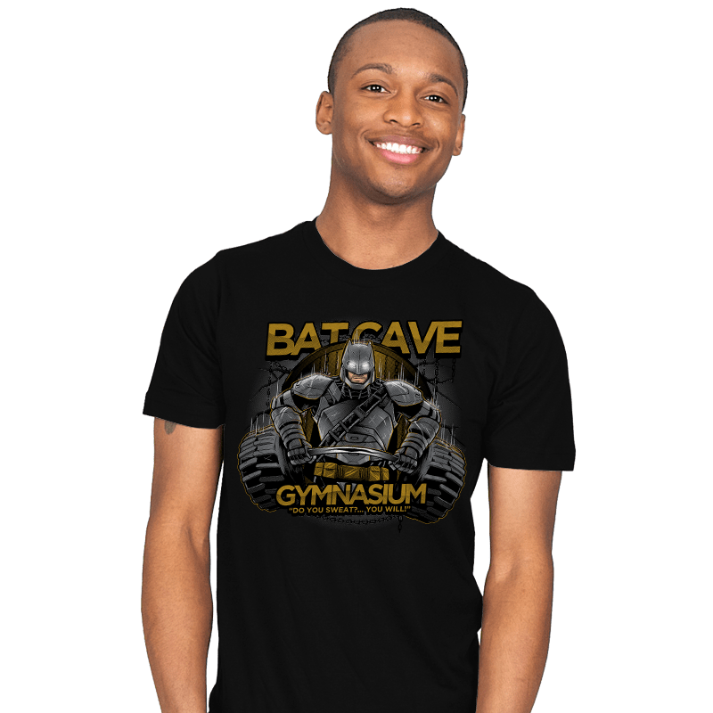 Bat Cave Gym - Mens - T-Shirts - RIPT Apparel