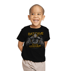 Bat Cave Gym - Youth - T-Shirts - RIPT Apparel