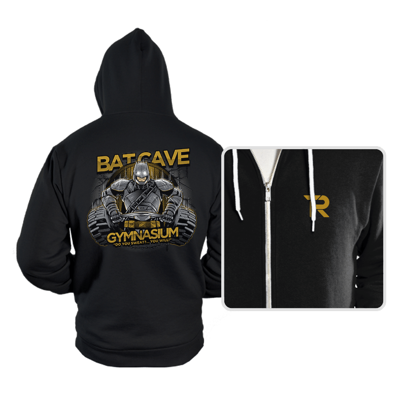 Bat Cave Gym - Hoodies - Hoodies - RIPT Apparel