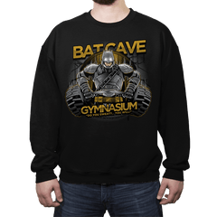 Bat Cave Gym - Crew Neck - Crew Neck - RIPT Apparel