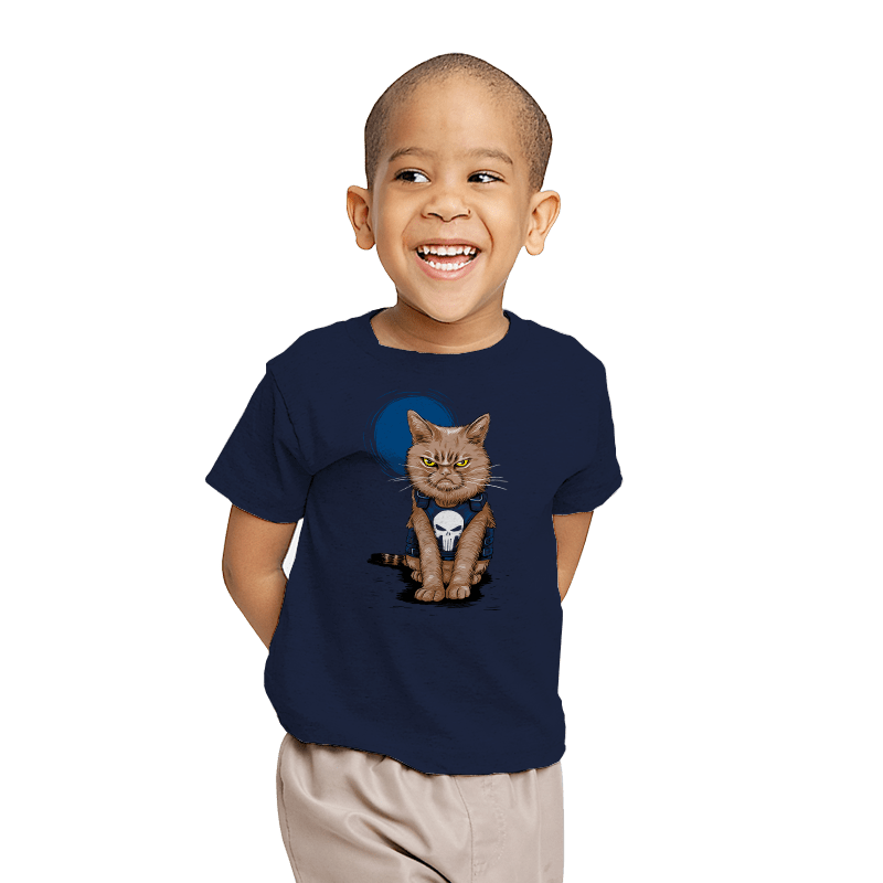 Cat Soldier - Youth - T-Shirts - RIPT Apparel
