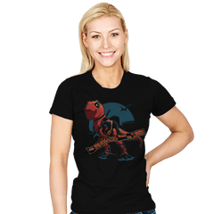 DeadRex - Womens - T-Shirts - RIPT Apparel