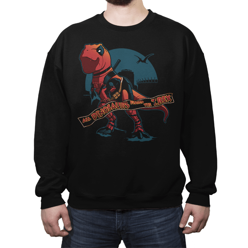 DeadRex - Crew Neck - Crew Neck - RIPT Apparel