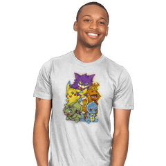 Pokémotion - Mens - T-Shirts - RIPT Apparel