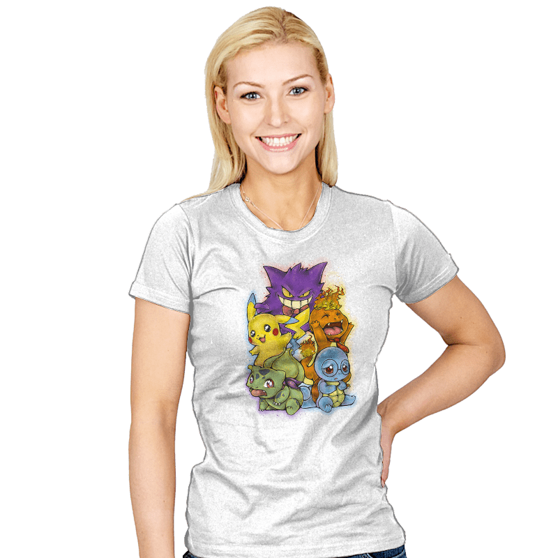 Pokémotion - Womens - T-Shirts - RIPT Apparel