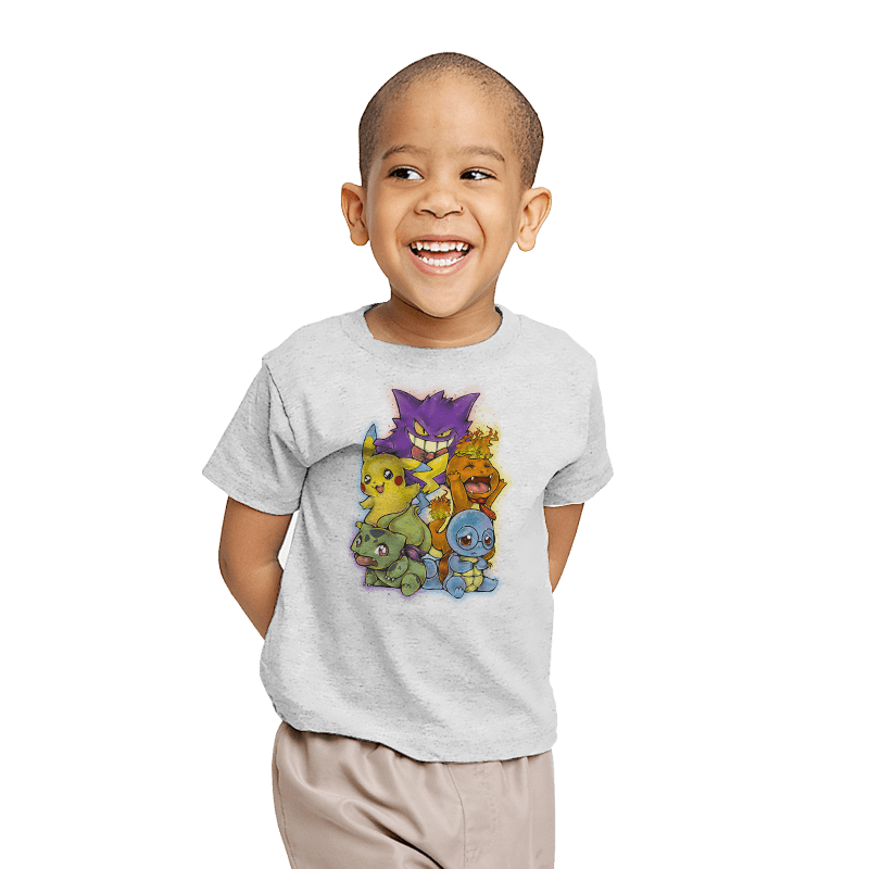 Pokémotion - Youth - T-Shirts - RIPT Apparel