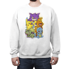 Pokémotion - Crew Neck - Crew Neck - RIPT Apparel