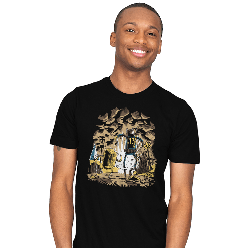 Wasteland Time - Mens - T-Shirts - RIPT Apparel