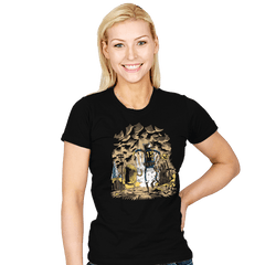 Wasteland Time - Womens - T-Shirts - RIPT Apparel