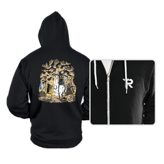 Wasteland Time - Hoodies - Hoodies - RIPT Apparel