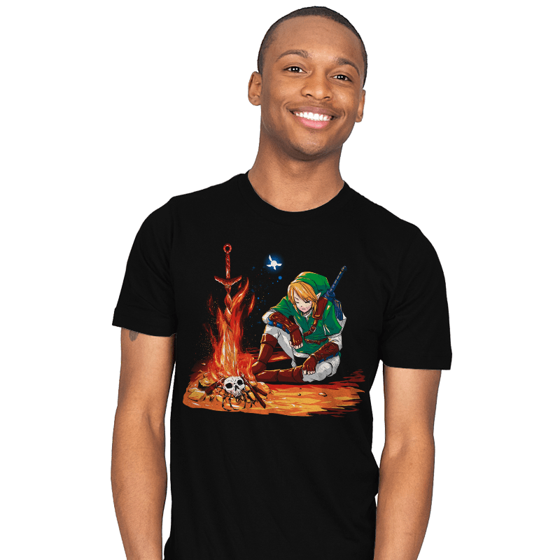 Dark Link - Mens - T-Shirts - RIPT Apparel