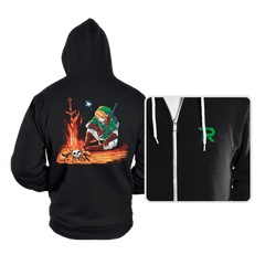 Dark Link - Hoodies - Hoodies - RIPT Apparel