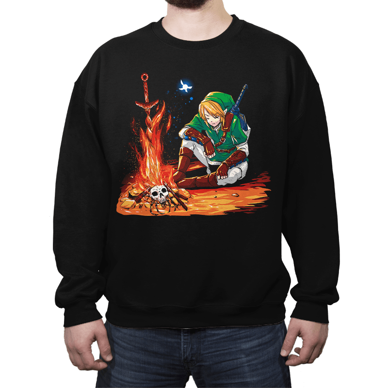 Dark Link - Crew Neck - Crew Neck - RIPT Apparel