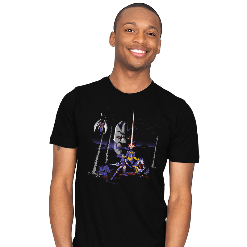 Mutant Wars - Apocalypse  - Mens - T-Shirts - RIPT Apparel