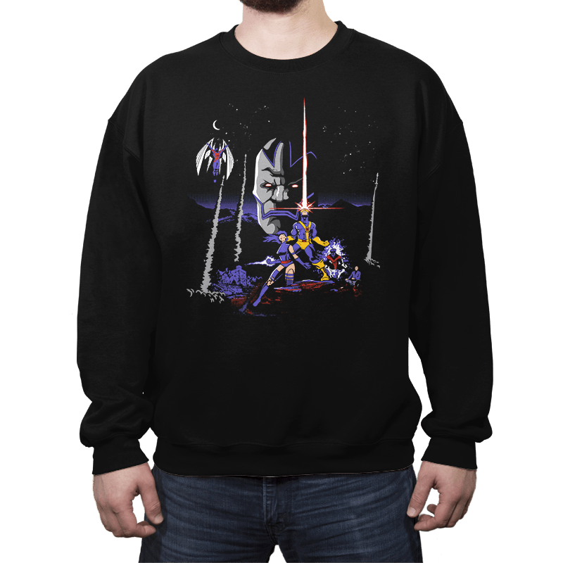Mutant Wars - Apocalypse  - Crew Neck - Crew Neck - RIPT Apparel