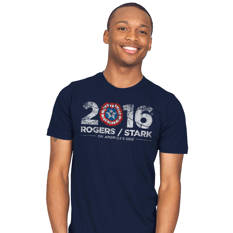 Civil Election Reprint - Mens - T-Shirts - RIPT Apparel