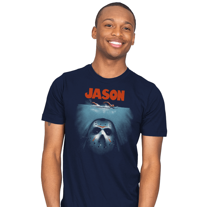 Below the Lake - Mens - T-Shirts - RIPT Apparel
