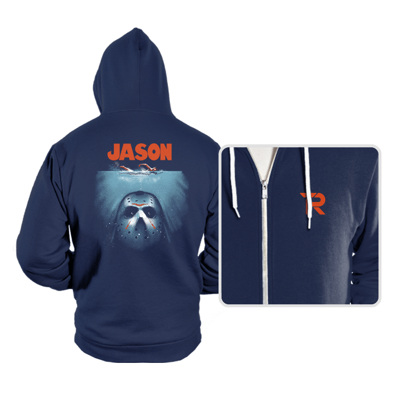 Below the Lake - Hoodies - Hoodies - RIPT Apparel
