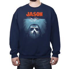Below the Lake - Crew Neck - Crew Neck - RIPT Apparel