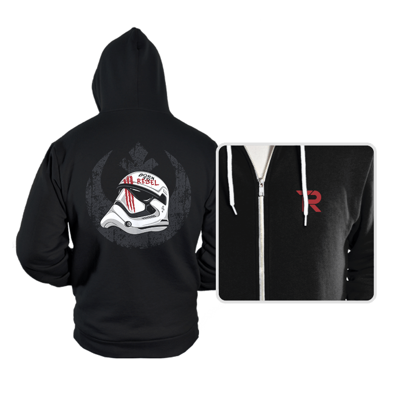 Born to Rebel - Hoodies - Hoodies - RIPT Apparel