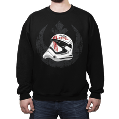 Born to Rebel - Crew Neck - Crew Neck - RIPT Apparel