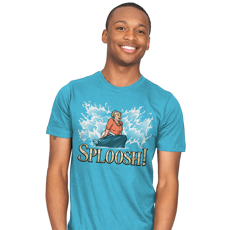 Sploosh! - Mens - T-Shirts - RIPT Apparel
