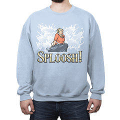 Sploosh! - Crew Neck - Crew Neck - RIPT Apparel
