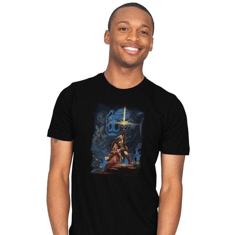 Link Wars - Mens - T-Shirts - RIPT Apparel