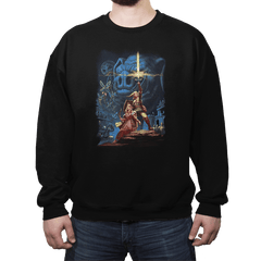 Link Wars - Crew Neck - Crew Neck - RIPT Apparel