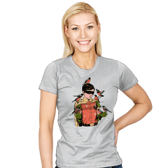 Crazy Bird Lady - Womens - T-Shirts - RIPT Apparel