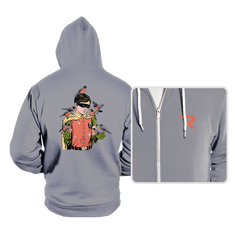 Crazy Bird Lady - Hoodies - Hoodies - RIPT Apparel