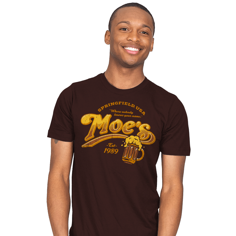 Moe's - Mens - T-Shirts - RIPT Apparel